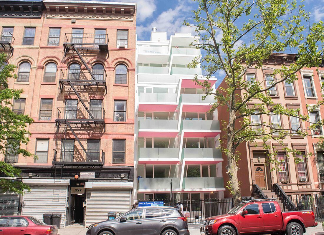 329 Pleasant Avenue East Harlem New York NY